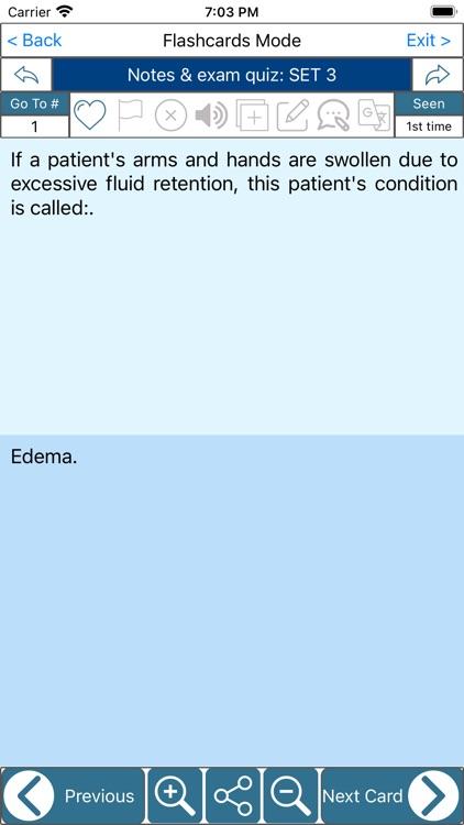 Phlebotomy CPT 5000 flashcards screenshot-6
