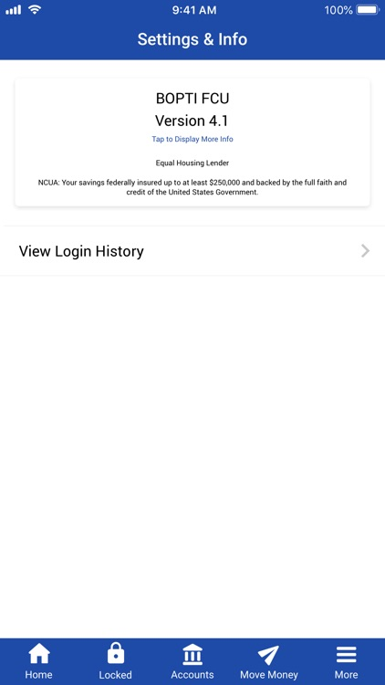 BOPTI Federal Credit Union screenshot-3