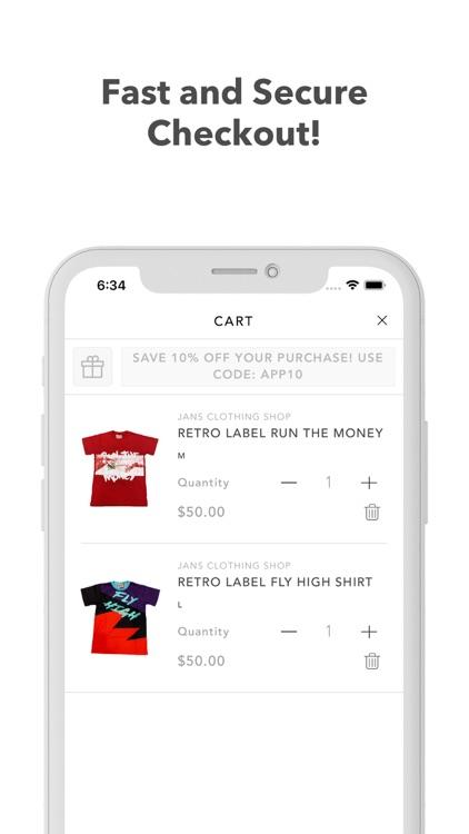 Jans Clothing Shop screenshot-4