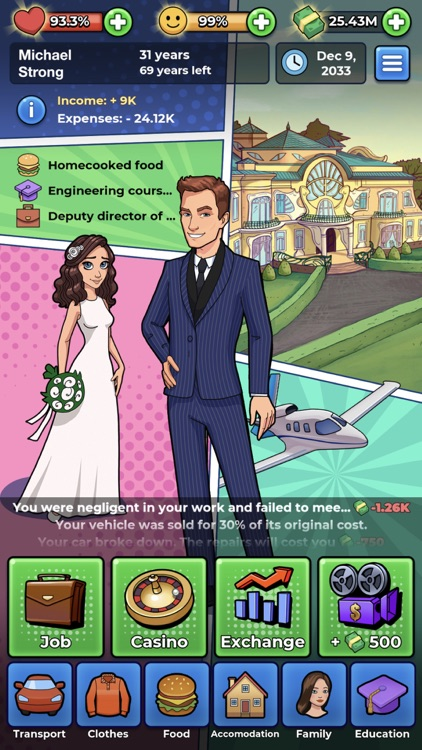 My Success Story business game screenshot-4