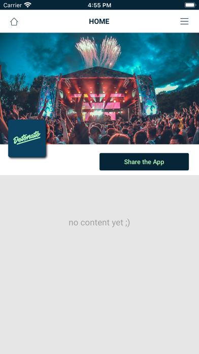 Detonate - Members App screenshot 2