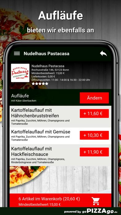 Nudelhaus Pastacasa Bonn screenshot 6