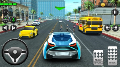 Driving Academy 3D Car Games for windows pc