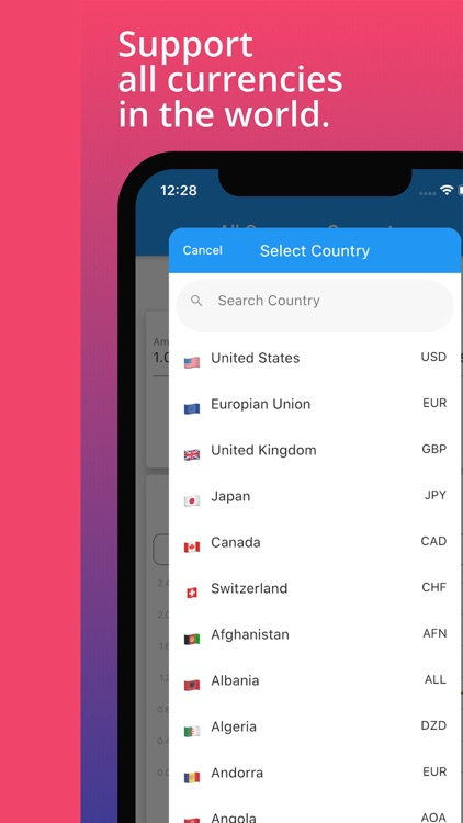 All Currency Converter -Cignux screenshot-4