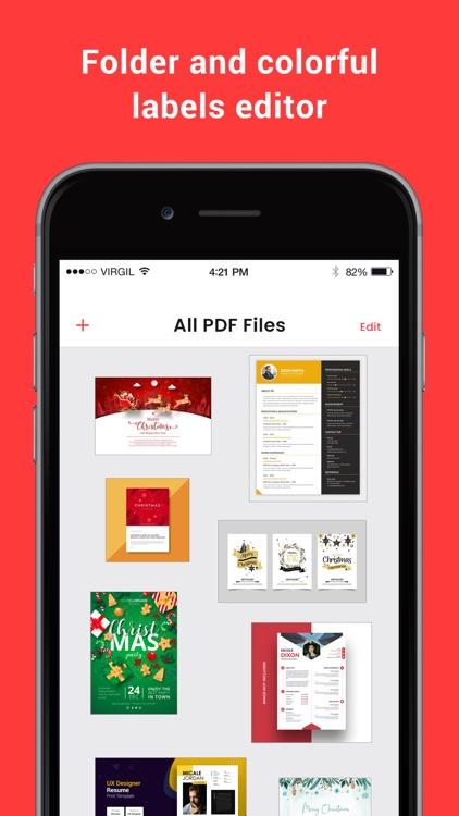 PDF Reader, PDF Viewer screenshot-4