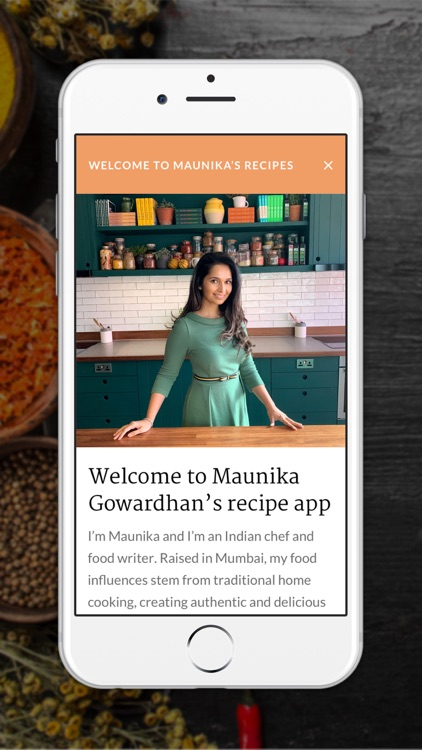 Maunika's Indian Recipes