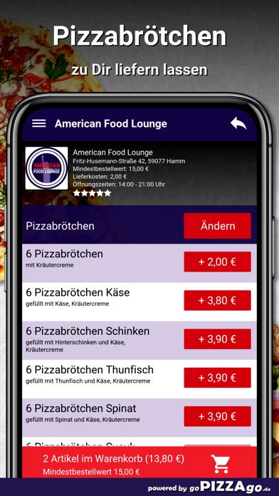 American Food Lounge Hamm screenshot 5