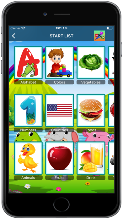 English for Kids Fast Learning screenshot 2