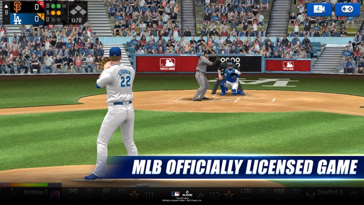 MLB Perfect Inning 2021 screenshot-1