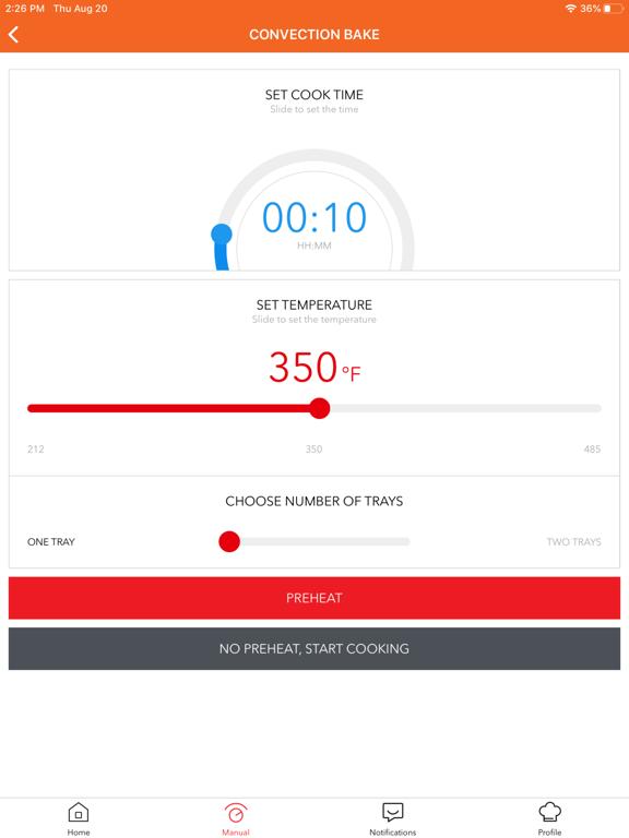 Sharp SuperSteam+ Oven screenshot 11