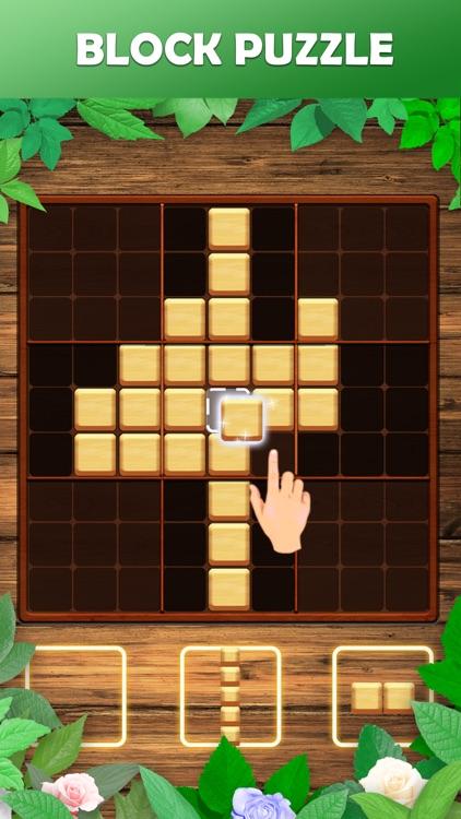 Woodblock Puzzle Block Game screenshot-8