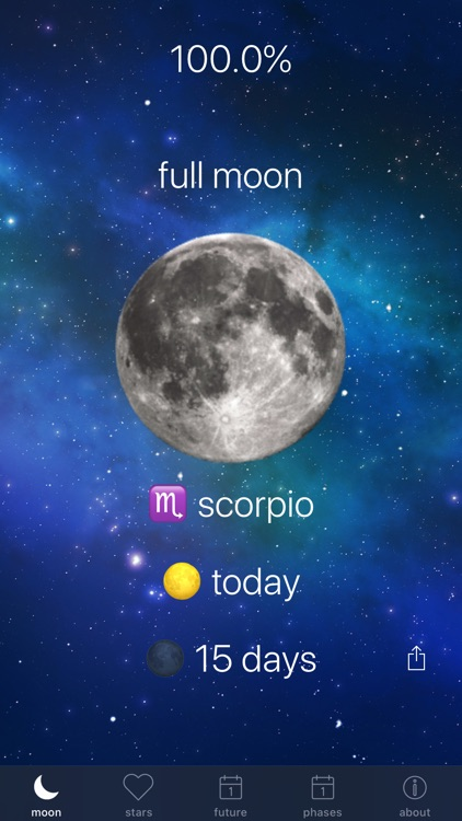 Full Moon Phase screenshot-0