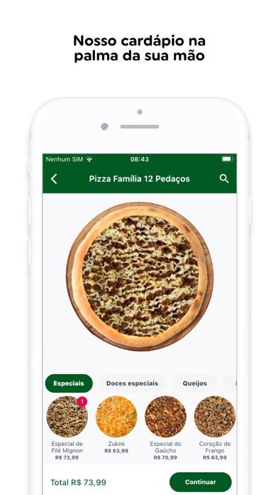 Tchê Guri Pizzaria screenshot 3