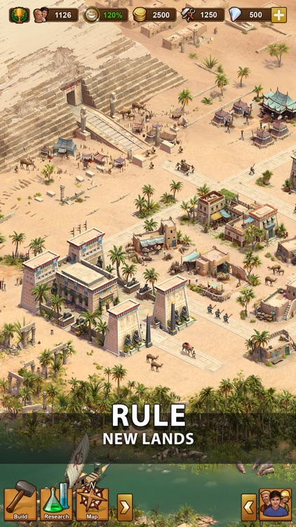 Forge of Empires: Build a City screenshot-6