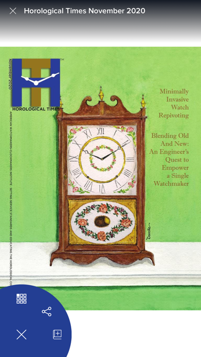 Horological TimesScreenshot of 2