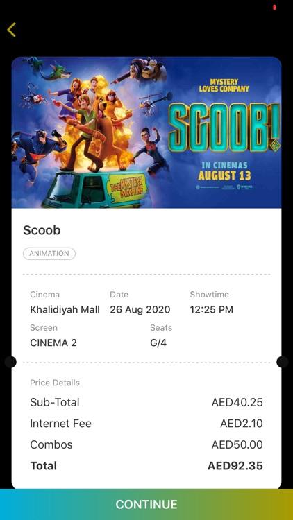 Cineroyal Cinemas screenshot-6