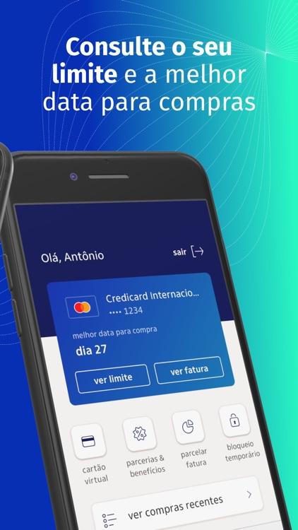 Credicard cartão de crédito