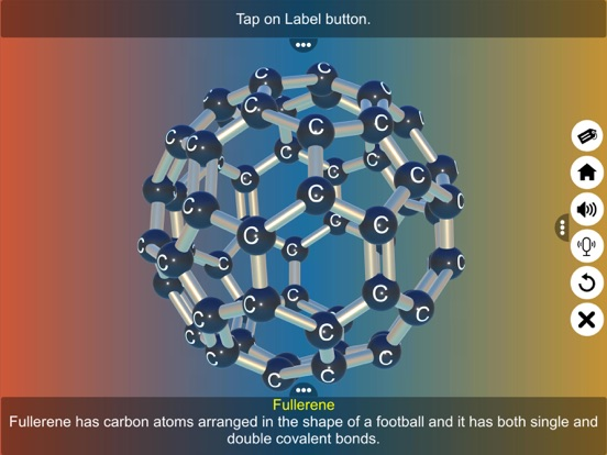 Allotropes of Carbon screenshot 11