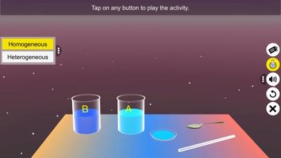 Types of Mixtures screenshot 6