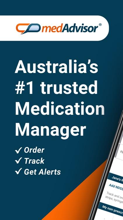MedAdvisor Medications Manager