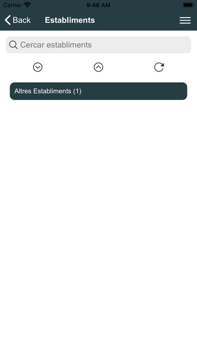 Alcabas screenshot 3