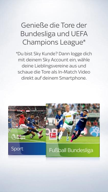 Sky Sport: Fußball News & mehr screenshot-4