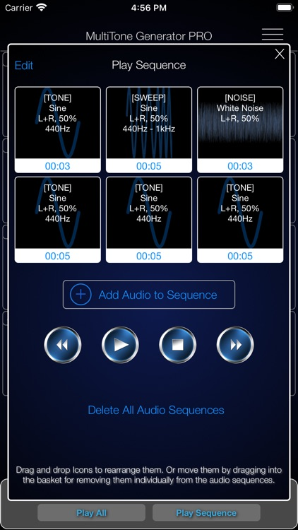 MultiTone Generator screenshot-6
