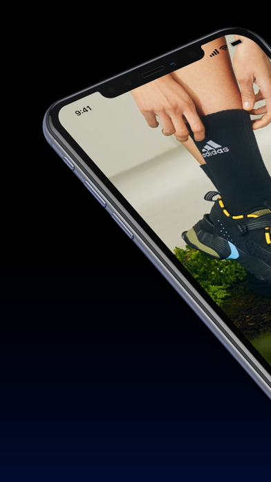 adidas CONFIRMED screenshot 1