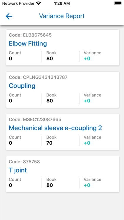 Accloud iInventory screenshot-6