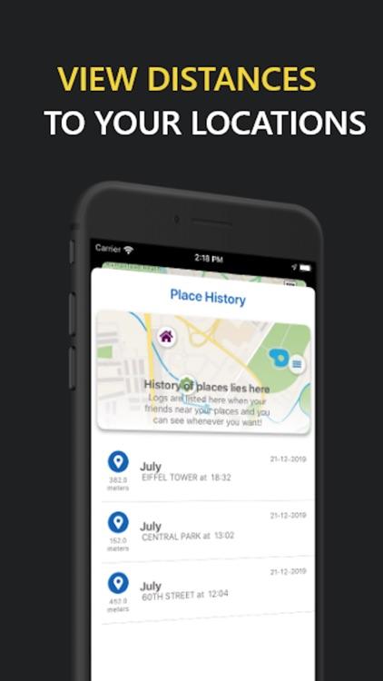 Locate My Friends :GPS Tracker screenshot-4