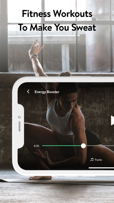 Asana Rebel: Get in Shape Screenshot