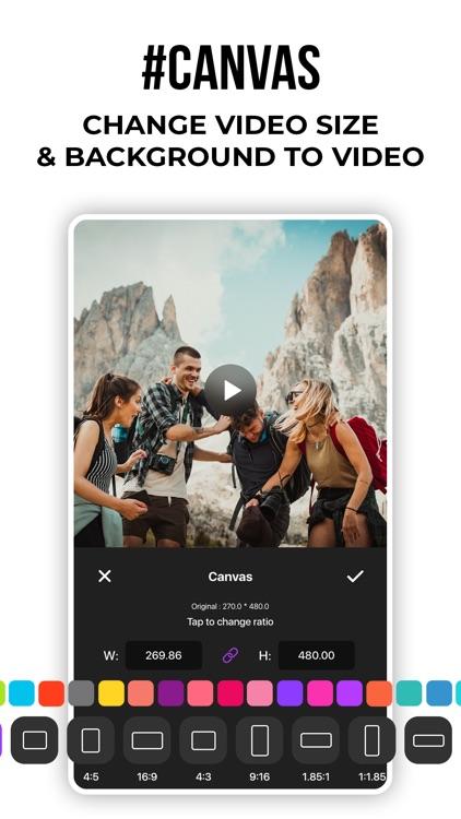 Compress, Crop, Resize Video
