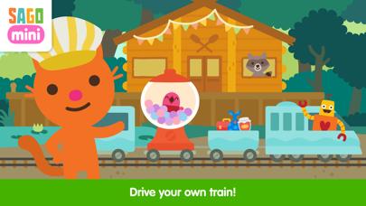 Sago Mini Train Adventure screenshot 2
