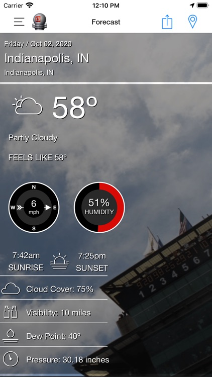 WTHR Live Doppler 13 Weather