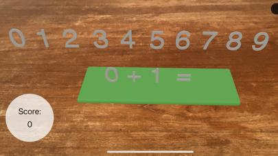 AR Math + Screenshot