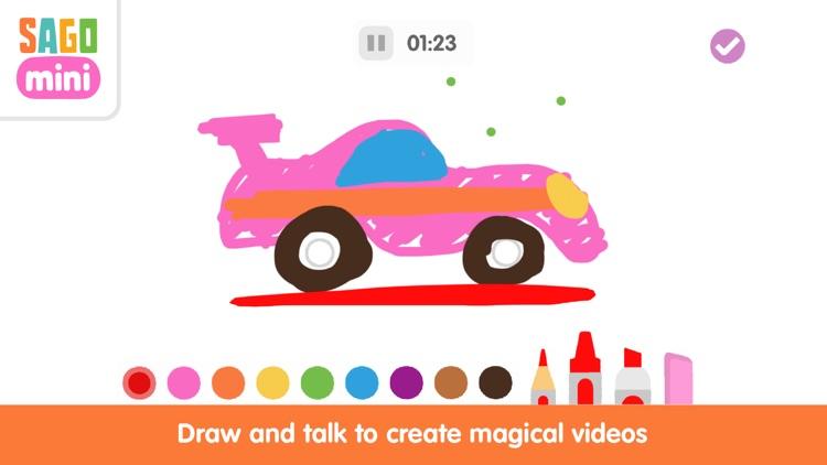 Sago Mini Doodlecast