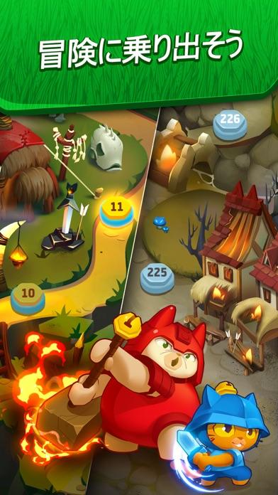 Cat Force - Puzzle Gameのスクリーンショット4