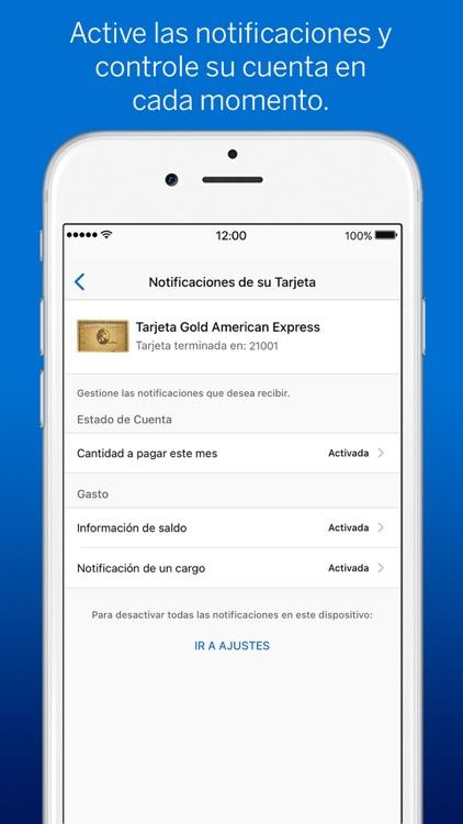 Amex España screenshot-7