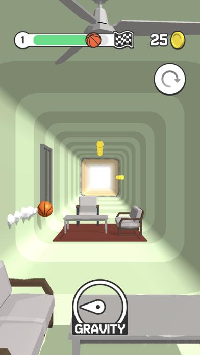 Gravity Runner 3D screenshot 1
