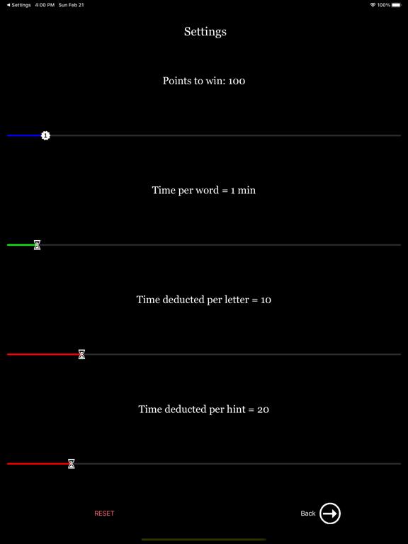 My trivia a personal word game screenshot 10