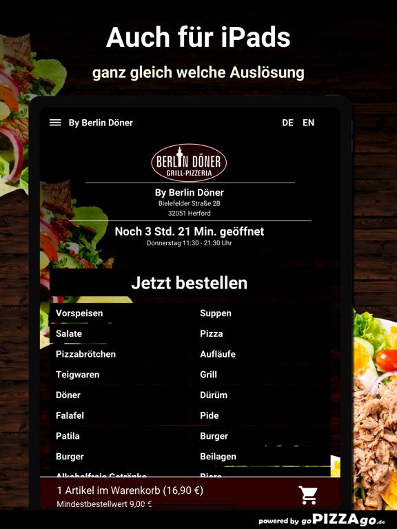 By Berlin Döner Herford screenshot 7
