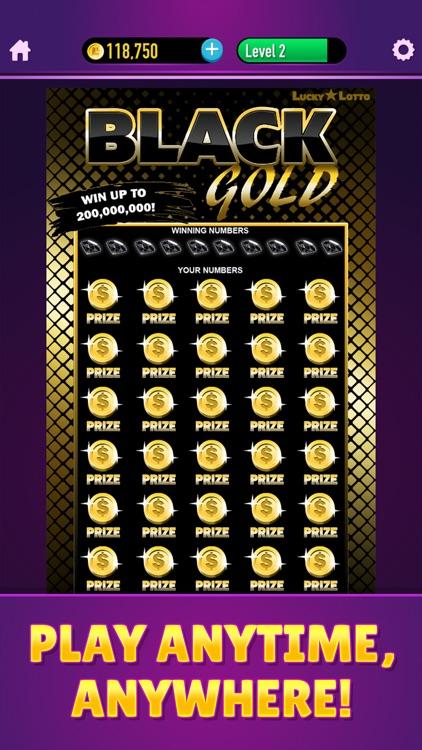 Lucky Lotto - Mega Scratchers screenshot-7