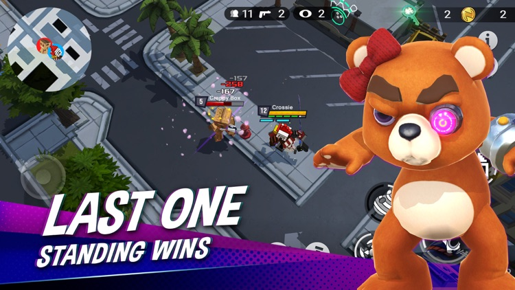 Battlepalooza: Battle Royale screenshot-3