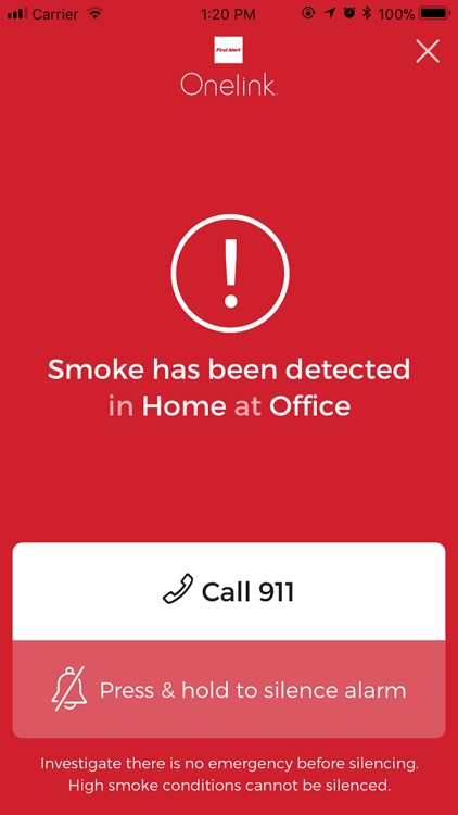 Onelink Home by First Alert