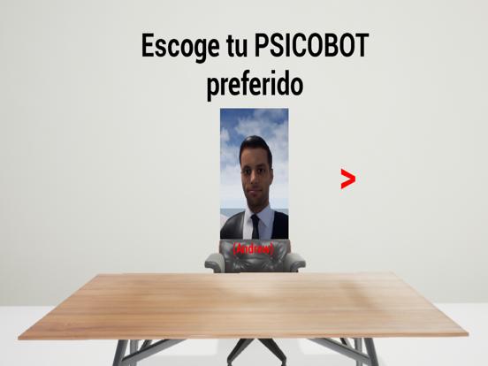 Clínica Virtual de Psicología screenshot 7