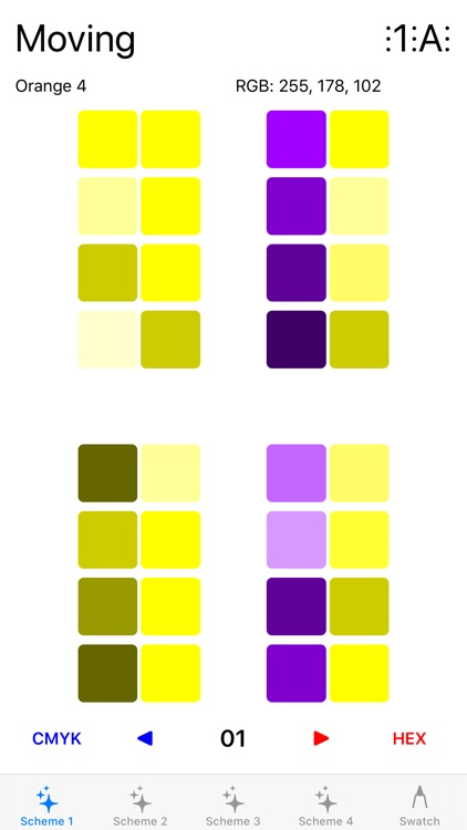 Scheme Color screenshot-0