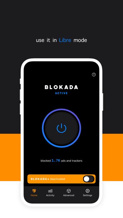 Blokada screenshot 2