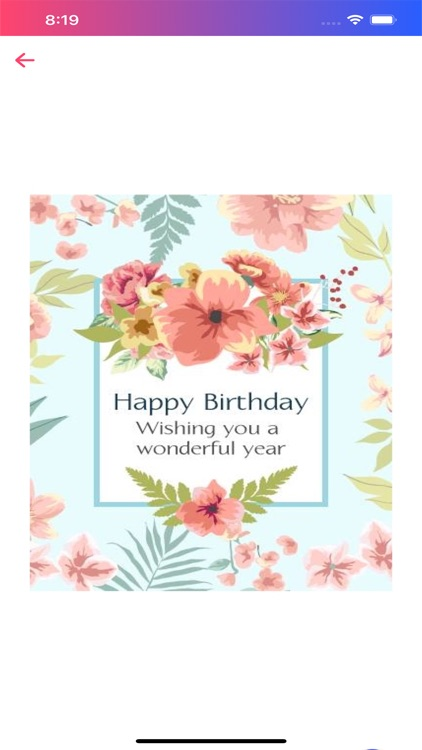 Happy Birthday Images GIF screenshot-3