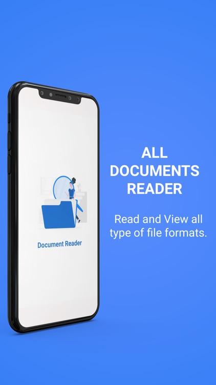 All Docs Reader & Docx Scanner