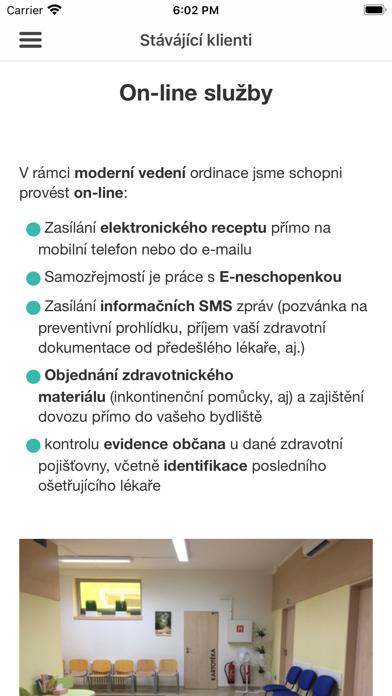 Ordinace praktika screenshot 6